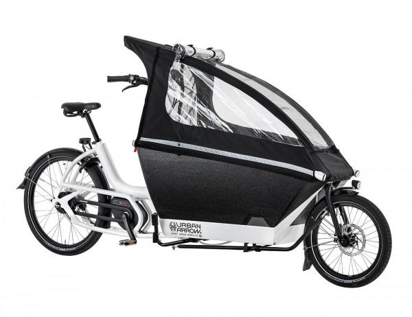 Urban Arrow Regendach (Fahrrad nicht enthalten)